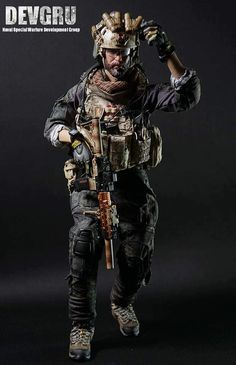 DEVGRU Navy Special Forces, Special Ops, Military Gear, Military Police, Us Ranger, Airsoft, Seal Team 6, Us Army Rangers, Military Action Figures