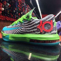 Nike KD 6 Supreme - DC Preheat