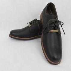 ad2c2e43ac8258 Mens Dockers Black Derby Shoes Mens 9M Plain Toe Oxfords NWOT  DOCKERS   Oxfords Mens