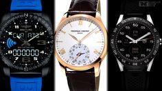 3 Best Luxury Smartwatches Of 2015