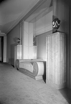 The timeless interior of T.H. Robsjohn-Gibbings in Casa Encandata, CA, 1939