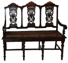 Antique Philippine Chair