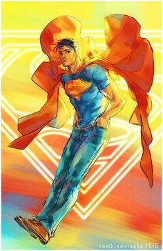 Teenage Clark Kent