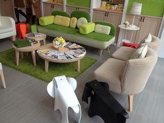 #兒童家具與訂製沙發-梨子咖啡廳 崇德店