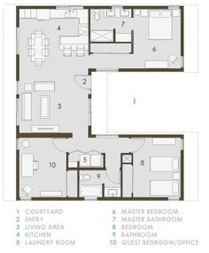 Courtyard house Who Else Wants Simple Step-By-Step Plans To Design ...