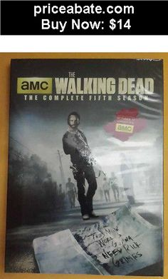 Music-Albums: NEW The Walking Dead Complete Fifth Season 5 (DVD) -  - BUY IT NOW ONLY $14