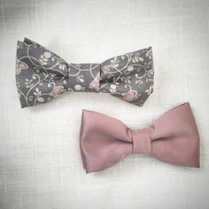 Want a one of a kind bowtie? I make them after your own wish. For weddings, birthdays and all kind of parties. For adult or children or maybe matching father-son bowties?! I will do my outmost to find colour and fabric for your perfect bowtie!