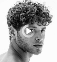 All trendy curly hairstyles for men are in this gallery. We present unique hairstyles. Click and look at our curly hairstyle alternatives for inspiration. #curlyhairstyles Curly Hair Styles, Cute Curly Hairstyles, Curly Hair Men, Unique Hairstyles, Black Women Hairstyles, Medium Hair Styles, Updo Curly, Hairstyles Men, Summer Wedding Hairstyles