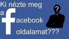 KI NÉZTE MEG A FACEBOOK OLDALAMAT? Internet, Facebook, Technology, Memes, Youtube, Ysl, Wifi, Scrappy Quilts, Creative