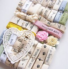 Oh this is fun - can use on my handmade bags....this site is great!