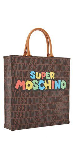 Moschino Mario Brothers Tote Bag | SHOPBOP