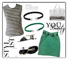 """""""SHOP - Pearl Collective - Bracelet"""" by pearlcollective ❤ liked on Polyvore"""