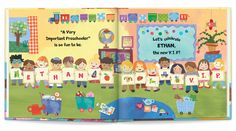 New! The Very Important Preschooler (V.I.P) Storybook #iseemebooks  #BackToSchool