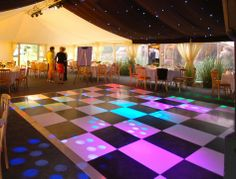 corporate event install