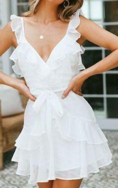 Grad Dresses, Dresses For Teens, Trendy Dresses, Elegant Dresses, Women's Fashion Dresses, Sexy Dresses, Cute Dresses, Dress Outfits, Casual Dresses