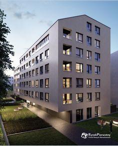 Przemysłowa 33 - nowe mieszkania na sprzedaż Poznań, Wilda, Osiedle Wilda, ul. Przemysłowa 33 - Virke Sp. z o.o. - RynekPierwotny.pl Spin, Multi Story Building