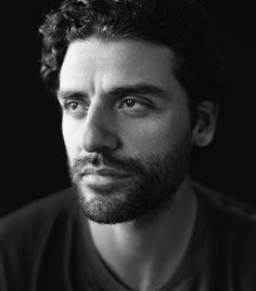Oscar Isaac (1979) - actor, singer, musician. He's Cuban, Guatemalan, a little French, and a little Israeli. Photo © Brigitte Lacombe