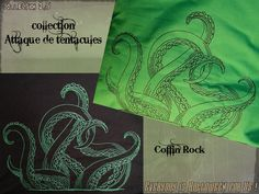 Les housses de coussin Coffin Rock envahissent vos canapés...  http://www.coffinrock.com/coffinrock/fr/literie/1059-attaque-de-tentacules-housse-de-coussin-noire.html