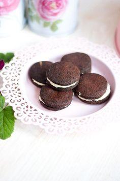 LowCarb Cookies im Oreo Style – Low Carb Köstlichkeiten
