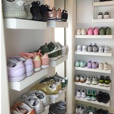 Sneakers collection - Crazy sneakers collection by sherlinanym
