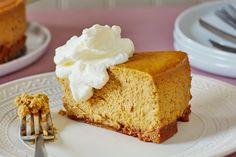 How To Make Pumpkin Cheesecake — Baking Lessons from The Kitchn