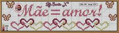 Cross Stitch Flowers, Flower Patterns, Ale, Bullet Journal, Messages, Lettering, Couture, Design, Fashion