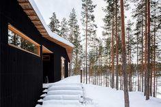 Cabaña en la naturaleza / Playa Architects | Arquitectura y Diseño | Los mejores interiores y casas de diseño del mundo