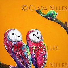 Clara Nilles Artist Gallery
