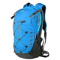 ZOMAKE Hydration Pack High Quality Professional 25L Hydration Backpack With Waterproof Cover Great for Hiking - Biking - Running - Excursions - Lifetime Guarantee. Bladder Pouch - Pack will hold a 3L osprey bladder and it fit GREAT. Rain Cover Included - Can protect your stuff from the rain. Many Pockets - A pouch on the outside with drawstring on it - pouch will hold your helmet. Enough space to hold your necessities for travelling. Multifunctional - Made of high quality ripstop nylon…