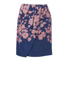 Sandradee floral skirt