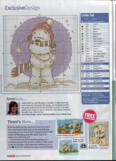 Gallery.ru / Photo # 9 - Cross Stitch Crazy 158 December 2011 - tymannost