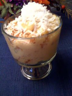 "Sweet Tea and Cornbread: ""Old Fashioned Rice Pudding"""