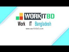 In this video have all the service what WORK IT BD provide.