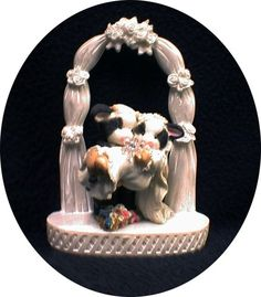 mary moo county western cow wedding cake topper picnic outdoor theme
