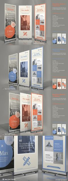 Business Roll-Up Banner 3