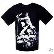 Official The Who (Pete Townshend) t-shirt size M BNWOT on eBid United Kingdom