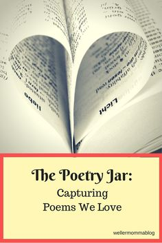 The Poetry Jar