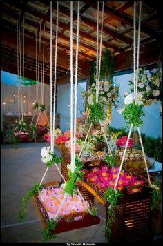 Mini casamento Indian Wedding Decorations, Birthday Party Decorations, Baby Shower Decorations, Flower Decorations, Tent Wedding, Wedding Table, Dream Wedding, Mehendi Decor Ideas, Cradle Ceremony