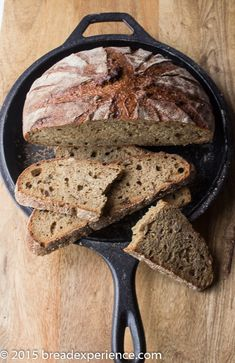 This Einkorn Pumpkin Stout Sourdough with Seeds is a remake of one of the breads of the month for the Artisan Bread Bakers group.