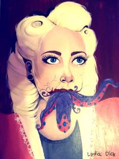 @LydiaDick crazy awesome art