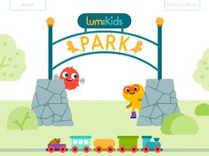 LumiKids Park - Now Available!