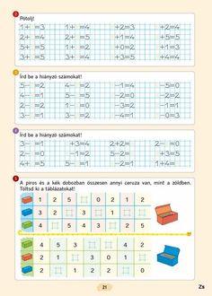 Fotó: First Grade, Grade 1, Mathematics, Periodic Table, Album, Education, Milan, Archive, Anna