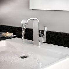 1000 images about bathroom salle de bains on pinterest for Robinet salle de bain rona