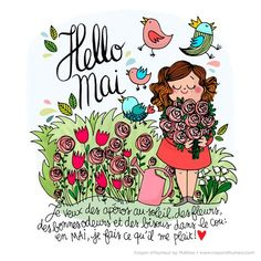 Hello Mai avec Mathou