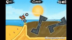 Discover & share this Sport Games GIF with everyone you know. Bike Websites, Bikes Games, Mountain Bike Races, Games For Boys, Bmx, Arcade Games, Animated Gif, More Fun, Bicycle