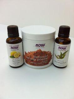 4 Ingredient Oily Skin Mask | Sunrise Health Foods