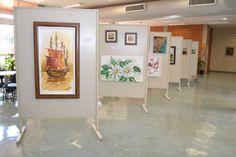 Exposição de quadros