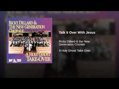 Talk It Over With Jesus