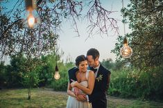 Enchanting olive grove wedding in Cyprus Photo by Antonis Georgiadis
