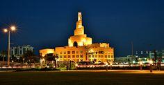#Qatar Islamic Cultural Center - Fanar